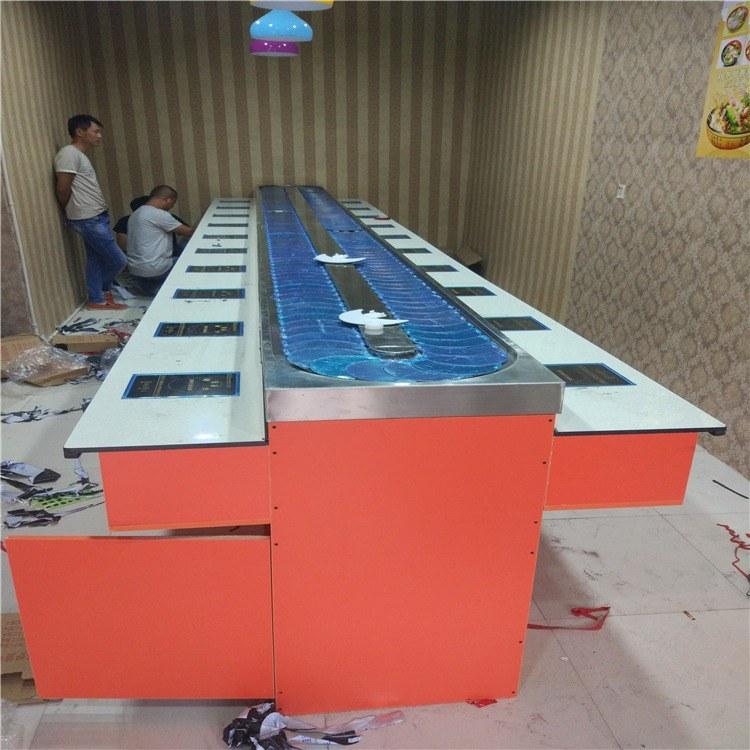 金升 新型旋转小火锅设备 专业定做回转小火锅设备厂家