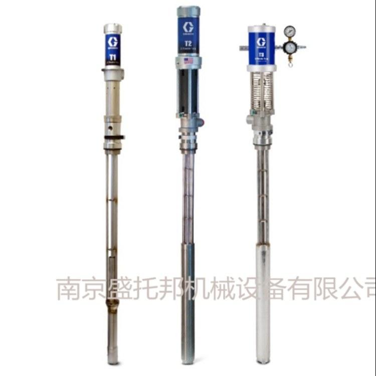 美国固瑞克GRACO输送泵聚氨酯涂料T1/T2输送泵聚脲涂料256200/295616