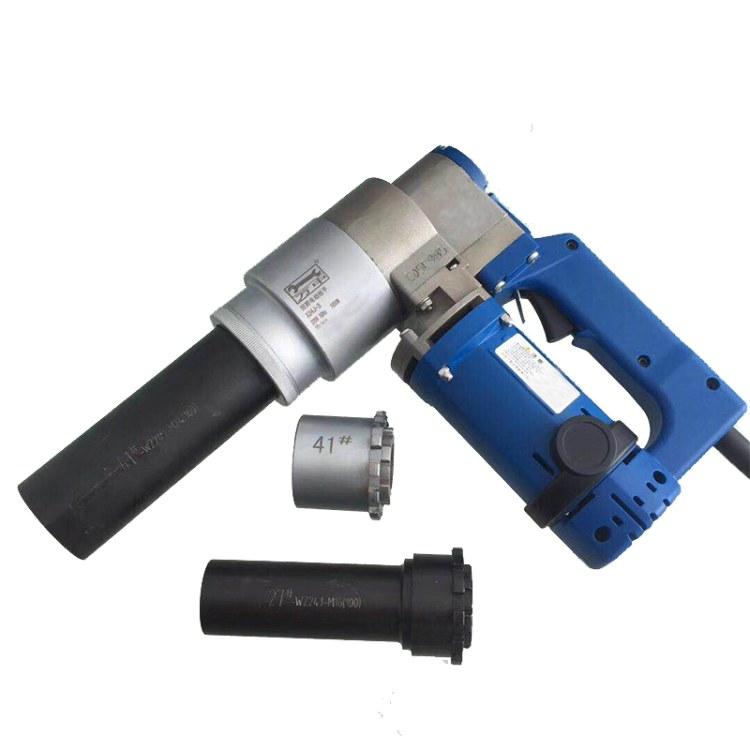 程煤扭剪型电动扳手 桥梁建筑用电动扳手 X30J-1扭剪型高强螺栓扳手直销