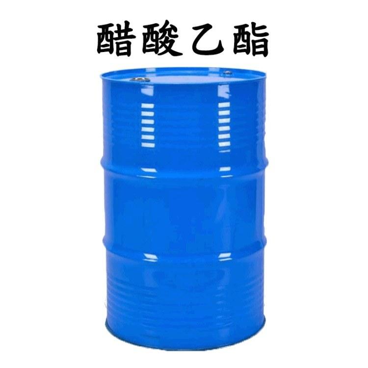 江苏盐城乙酸乙酯99.99%工业级厂家现货批发油漆油墨胶水稀释剂苏州抖音