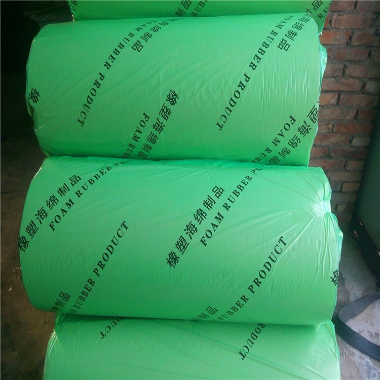 供应管道橡塑保温板价格 铁皮保温橡塑板施工