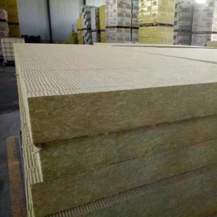 河北永暖岩棉板厂家销售建筑外墙办公楼玻璃幕墙专用10cm防火憎水岩棉保温板国标品质规格定制