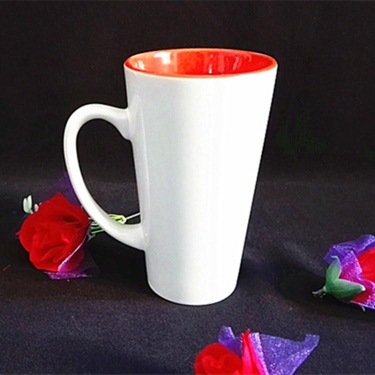陶瓷杯促销 创意印刷logo马克杯 供应广告促销陶瓷杯咖啡杯礼品批发 定制