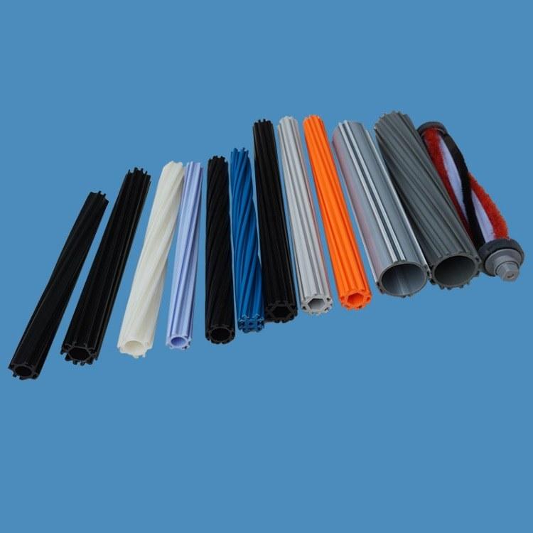 塑料管材      ABS管材   ABS毛刷杆    联臻挤出制品厂家