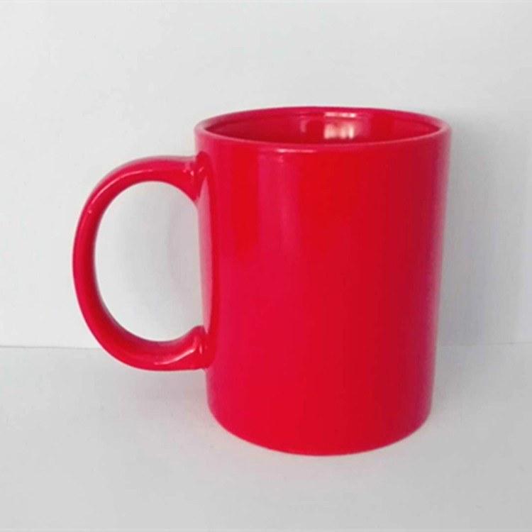 陶瓷杯促销 创意印刷logo马克杯 供应广告促销陶瓷杯咖啡杯批发 定制