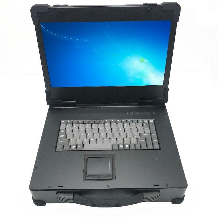专业优质工控便携式机箱 工控笔记本机箱 工控电脑机箱