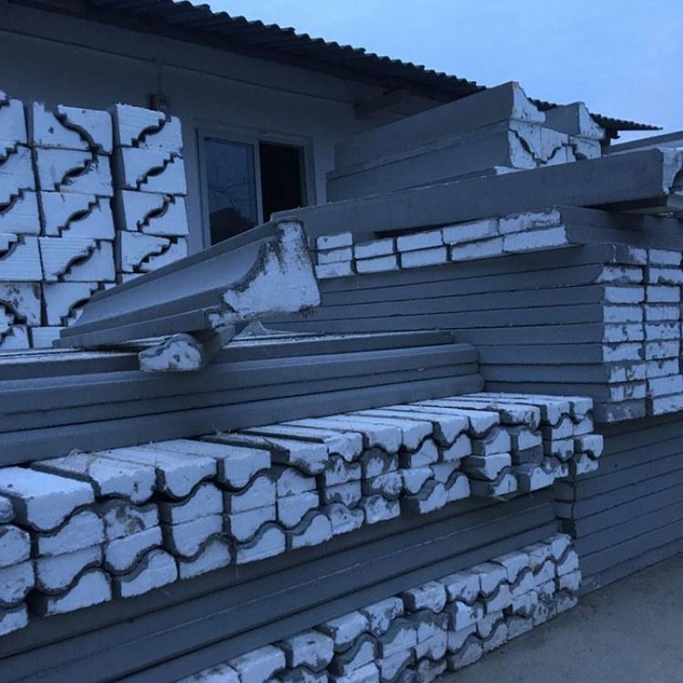 厂家批发别墅外墙线条 学校小区外墙eps构件 钢房eps线条