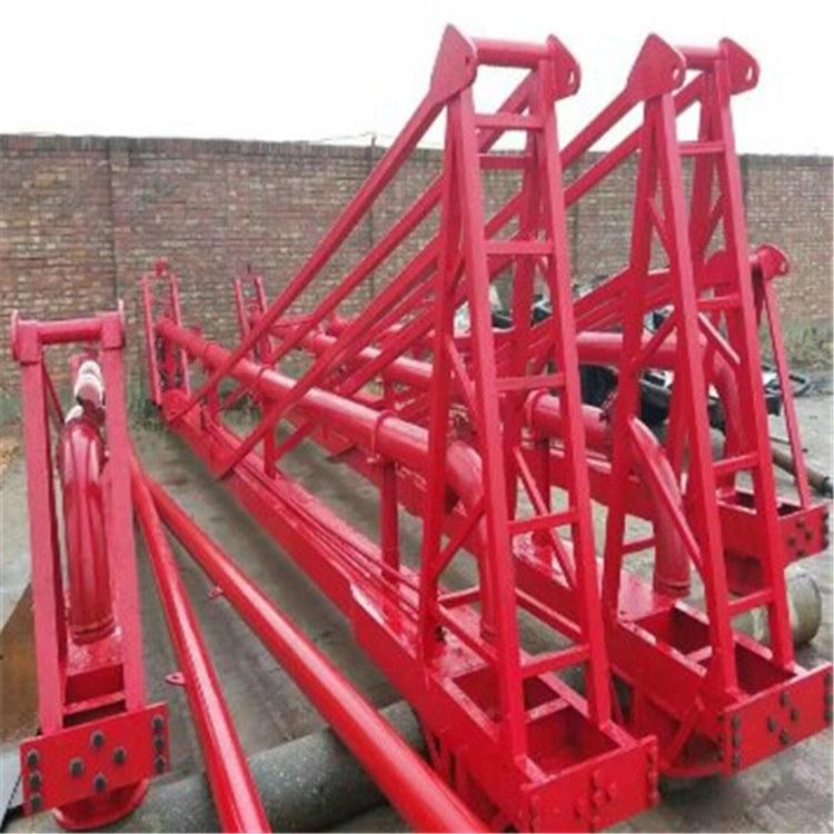 沧州泽峰生产混凝土泵管  布料机
