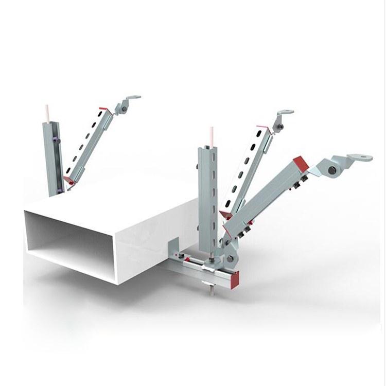 厂家批发_抗震支架_通风管道抗震支架_品质保证持久耐用全方位