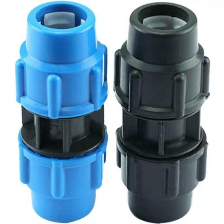 厂家直销成都PE给水管 高韧性塑料HDPE管 高密度工程给水管材批发