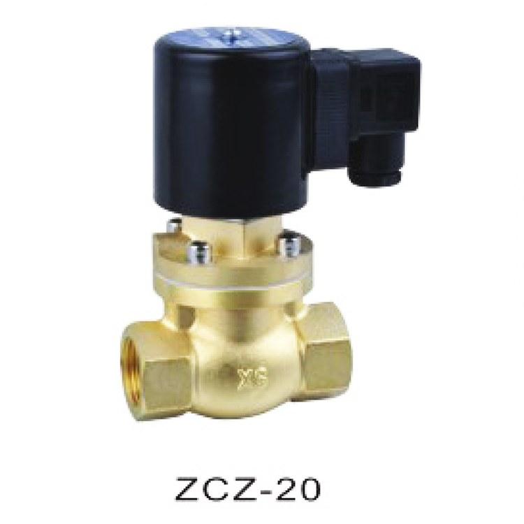 ZCZ系列两位两通活塞式蒸汽电磁阀-余姚通用电磁阀厂