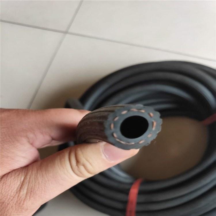 耐柴汽油用耐酸碱胶管耐稀酸碱胶管夹布夹线橡胶软管价格优惠