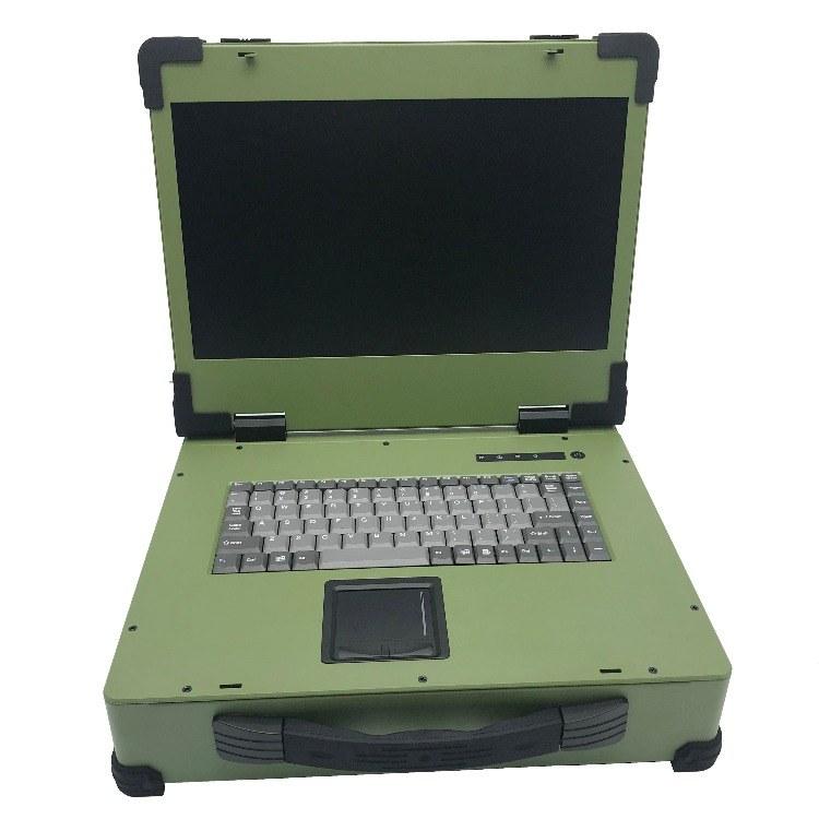 专业优质加固工业笔记本 工控便携式机箱 工控笔记本机箱 工控电脑机箱