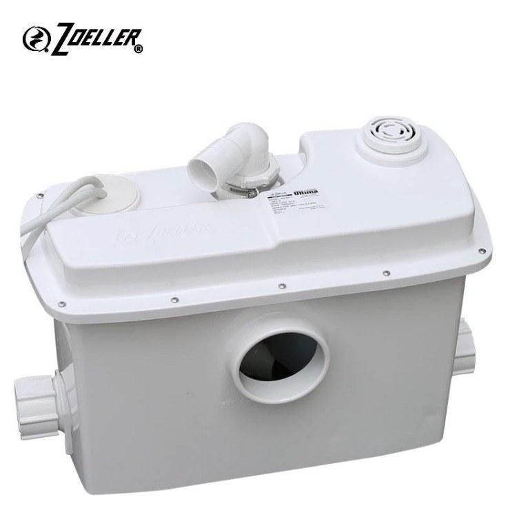 小型污水提升器 地下室家用马桶提升泵厂家