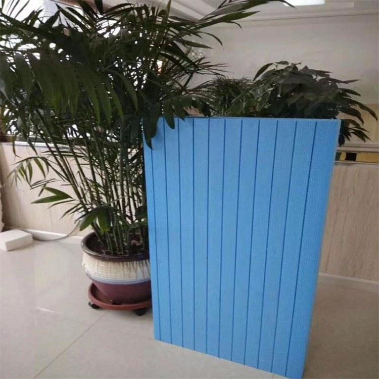恒富批发外墙b1级阻燃xps保温板 xps挤塑保温板 铝箔挤塑复合板价格