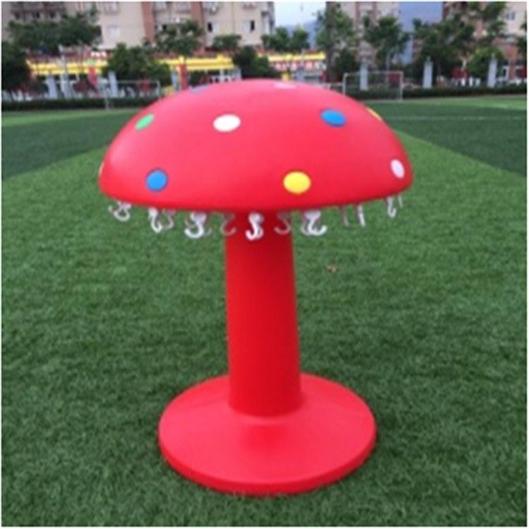 幼儿园日常用品  儿童书架  蘑菇毛巾架  玩具架  塑料鞋架