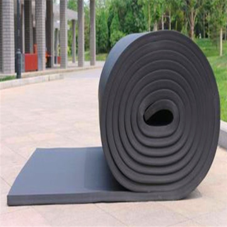 河北保温厂家 B1高密度阻燃橡塑板 福龙建材保温材料价格优惠