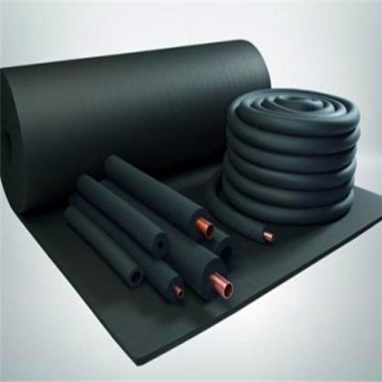 廊坊福龙建材 B1级铝箔橡塑板 防火隔音 厂家直销橡塑板