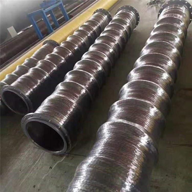 高压埋吸胶管黑色排泥埋吸胶管价格埋线吸引胶管厂家