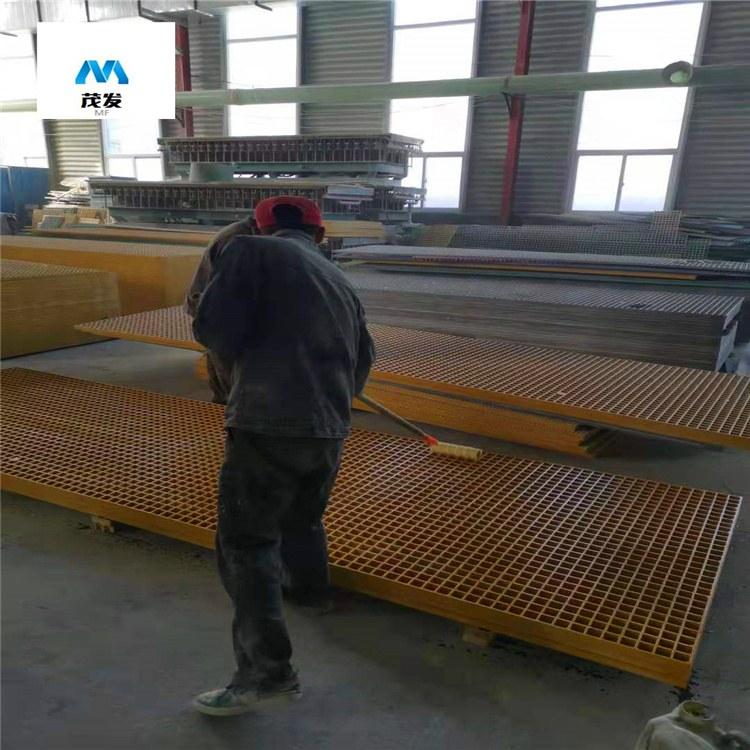 河北茂发厂家 生产玻璃钢厂家/38*38*38mm 玻璃钢格栅网/格子板地沟盖板【颜色多样】