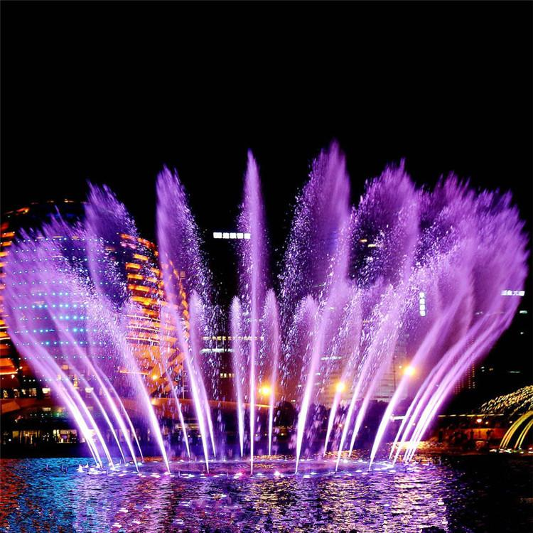 迪拜音乐喷泉工期音乐喷泉厂优秀商家创荣景观园林