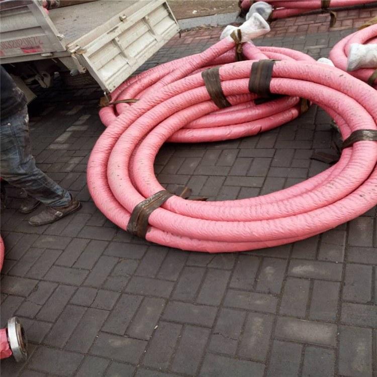 高压夹线输水管大口径夹布输水胶管矿用耐压橡胶软管生产厂家