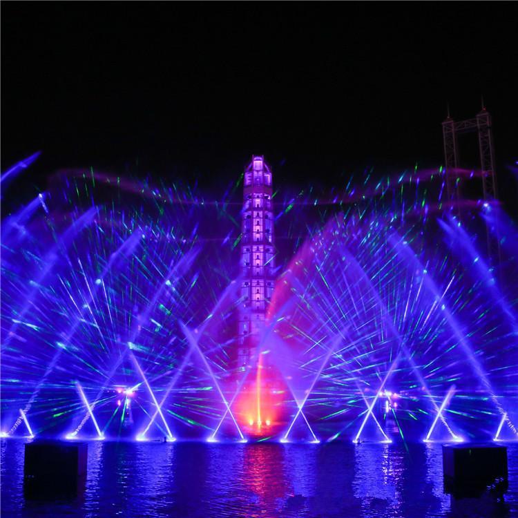 云南音乐喷泉坚固耐用一场音乐喷泉现货创荣园林技术支持
