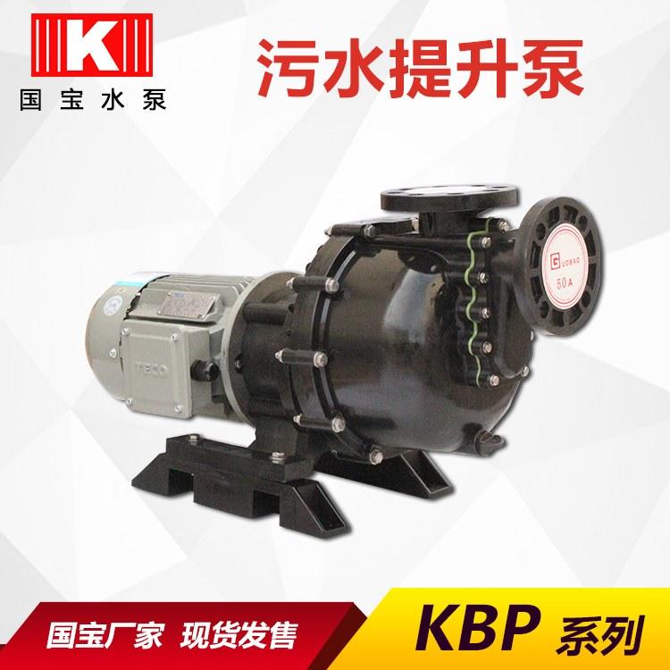 国KB污水提升泵