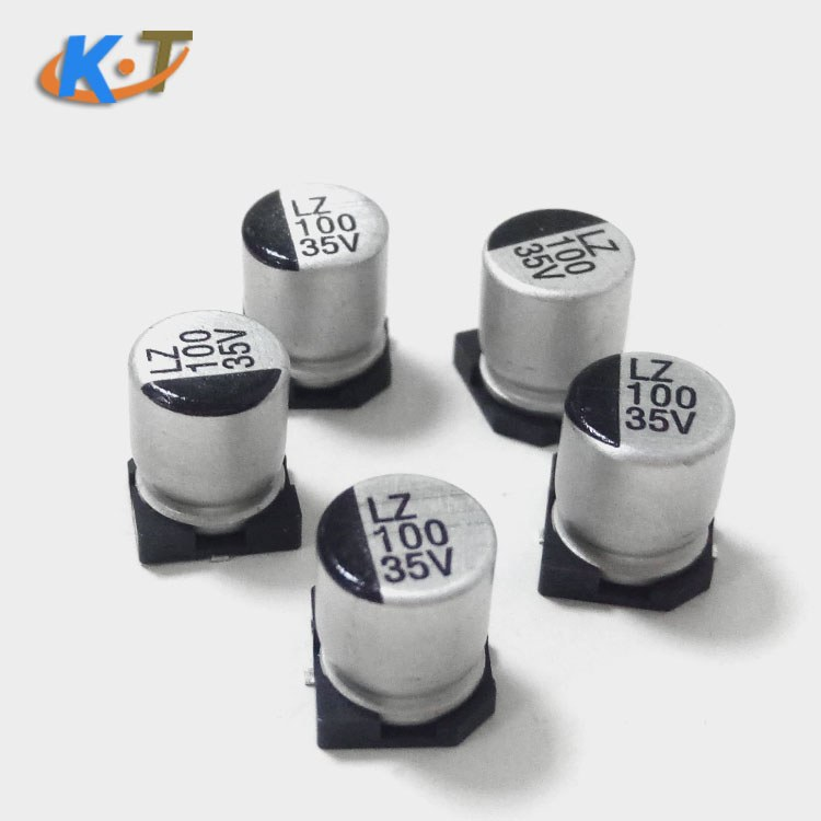 KT凯特电解电容 批发现货16V220UF 铝电解电容 220UF16V体积6X7mm