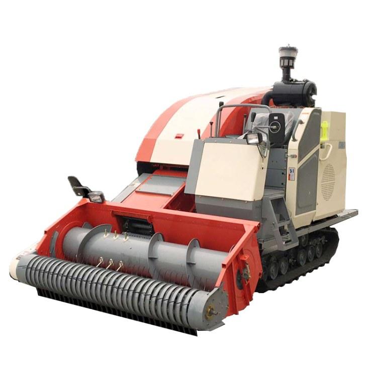 程煤自走式履带打捆机  方草履带捆打捆机  9YFL-1.9自走式履带打捆机直销