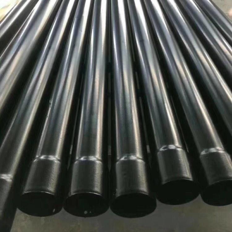 【磊泰】N-HAP热浸塑钢管厂家 DFPB重金属防护穿线管 电力电缆保护套管  涂塑钢复合管价格