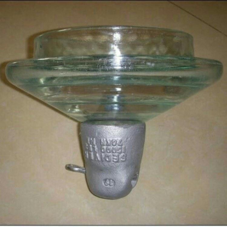 钢化玻璃绝缘子,华朋电力专业生产销售钢化玻璃绝缘子,U240B