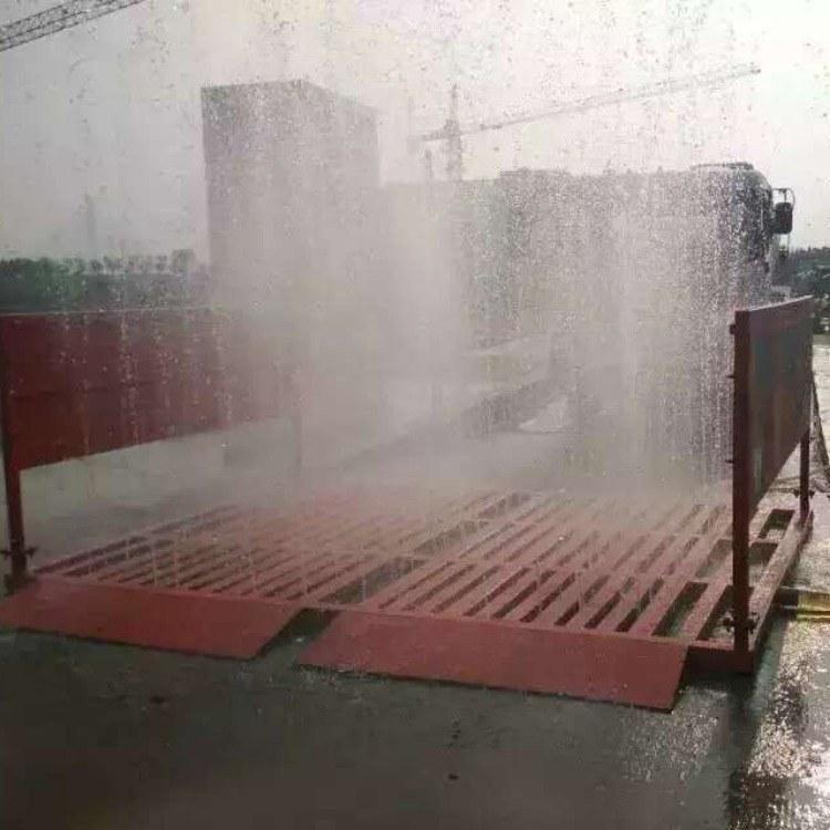 杭州工地洗轮机 工程车专用全自动洗轮机 水多姿全自动洗车机
