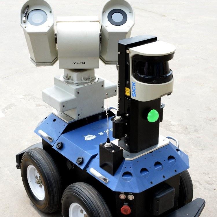 山西联安矿用智能巡检机器人   变电站智能巡检机器人