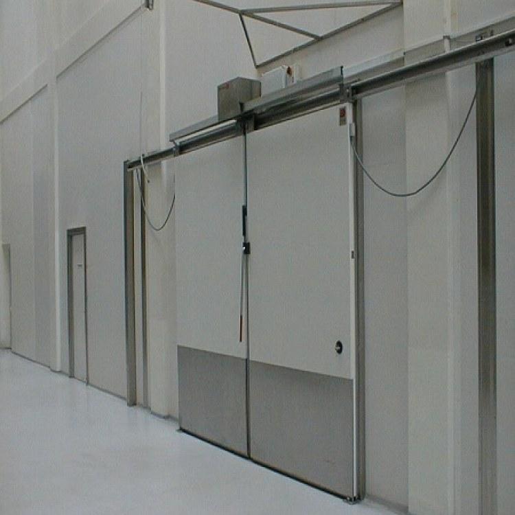 贵州、贵阳太森宏达冷库门 专业上门安装 电动冷库门厂家 高性价比