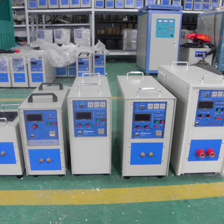 厂家直销  高周波感应加热设备 高频加热机 高频钎焊机  淬火机 上海天覆