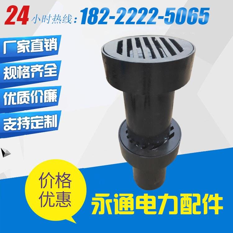 专业制造04S301钢制直通地漏,钢制密闭地漏WJ型螺纹连接