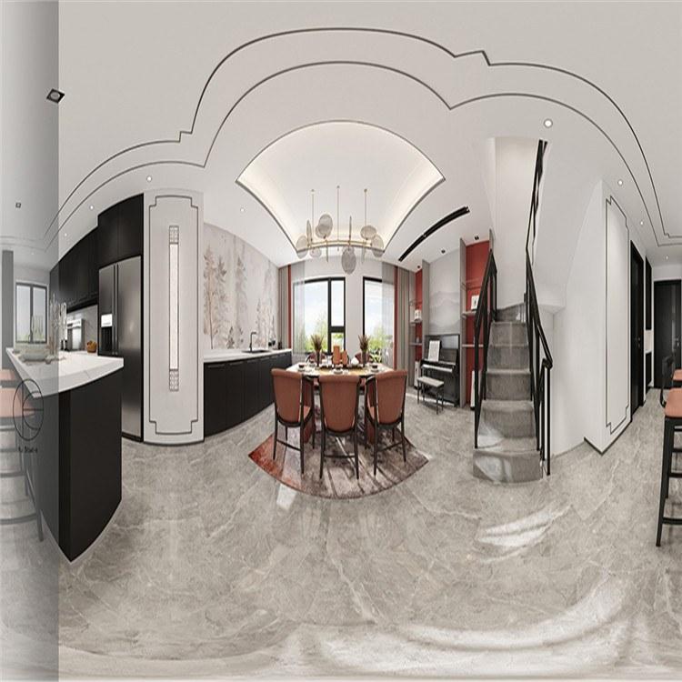 上海东易日装修风格 别墅装修+设计+施工