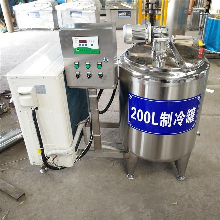 牛奶加工流水线设备 商用酸奶发酵罐