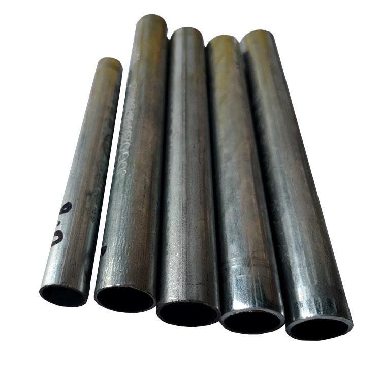钦州热镀锌金属线管钢管 镀锌金属穿线管厂家直销