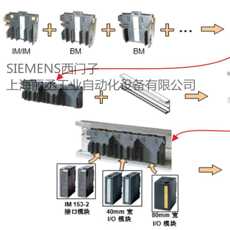 西门子  Simatic PLC专用电源 6ES7307-1BA01-0AA0 DC24V/2A