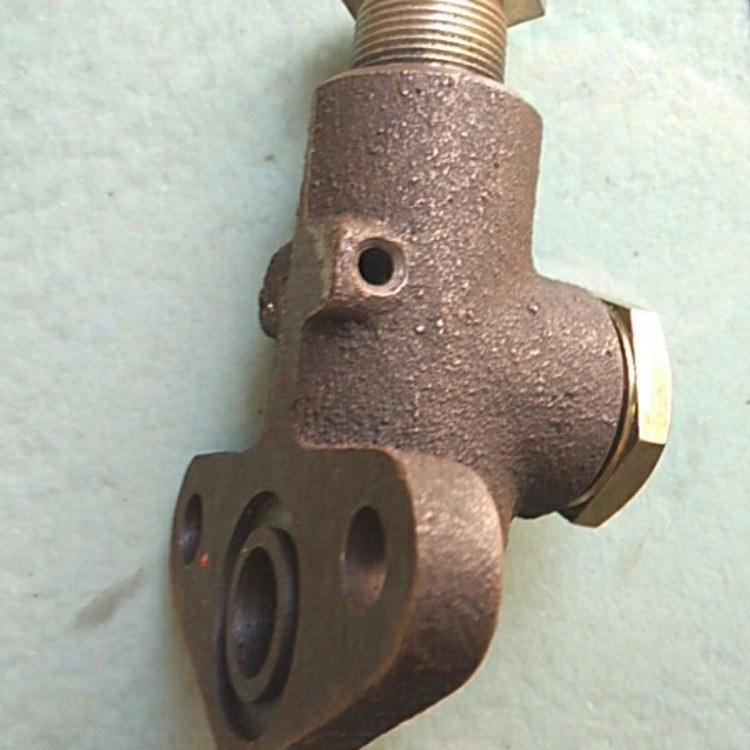 山推sd22配件液压箱阀总成155-60-12500山推推土机配件