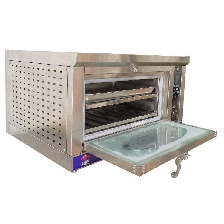 燃气独立式单门蒸柜 不锈钢蒸柜 连锁品牌蒸柜 商用蒸柜