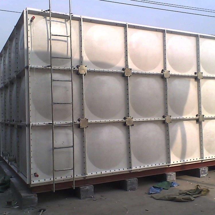 不锈钢水箱 供应厂家 方形式  保温水箱上门安装生活饮用式