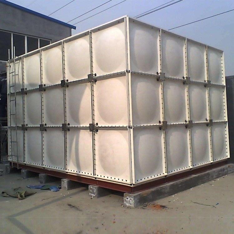 河北远辉 生活水箱 SMC式 模压式 定做 组合式 镀锌钢板消防水箱