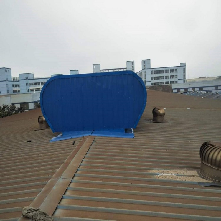 9B型屋脊启闭式智能薄型天窗防水维修