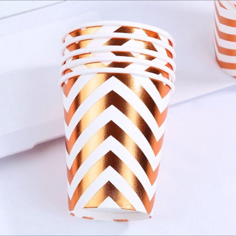 星冠一次性纸杯定做厂家