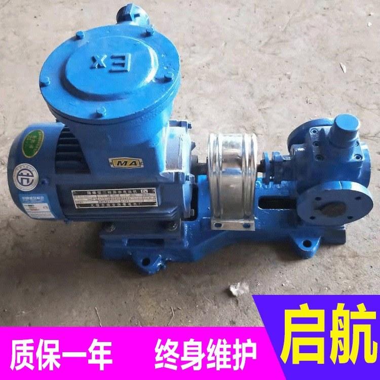厂家直销圆弧齿轮泵润滑油泵ycb圆弧齿轮油泵