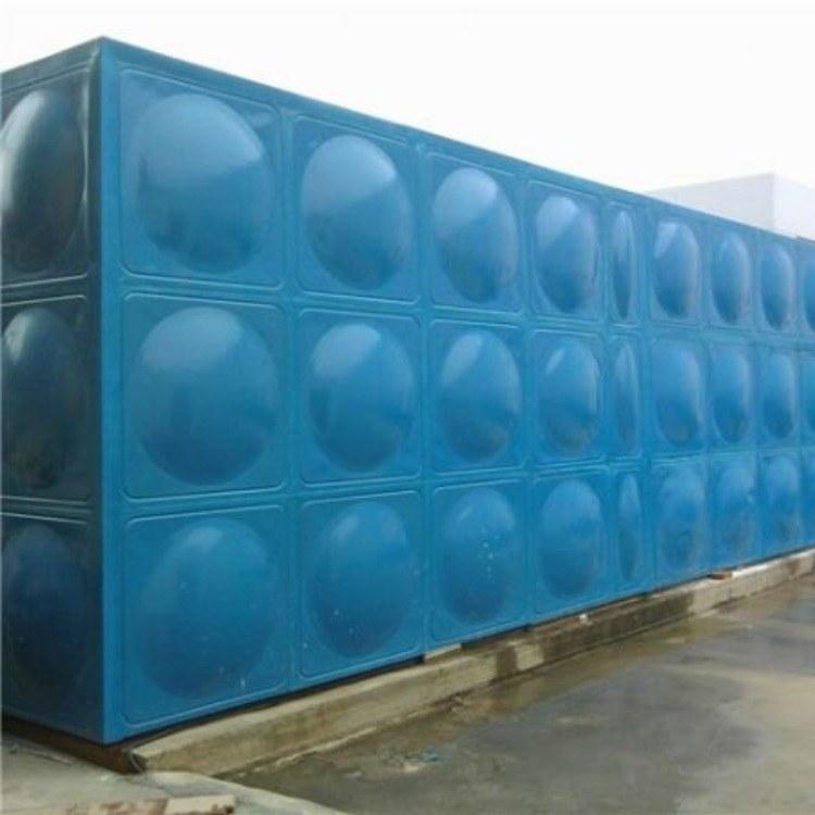 厂家直销 组合式 水箱定制 生产不锈钢保温水箱  拼装式 价钱优惠