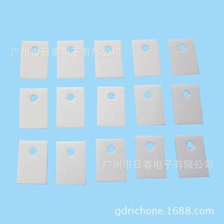 工厂生产氧化铝陶瓷基片 导热氧化铝陶瓷基片 散热氧化铝陶瓷基片